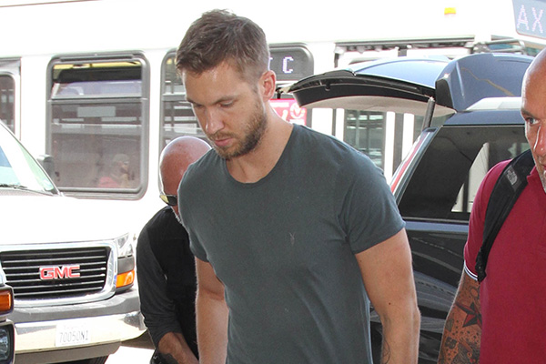 Calvin Harris SPEAKS OUT about Taylor Swift's romance with Tom Hiddleston