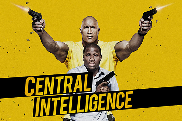 Win tickets to 'Central Intelligence'