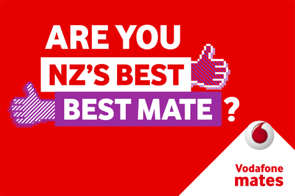 Vodafone Mates - watch the live stream now!