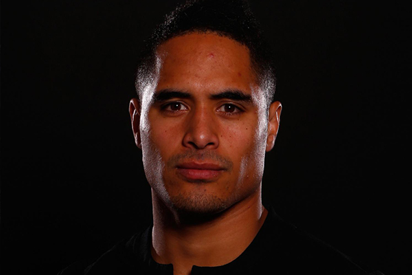 Aaron Smith RESPONDS to The Edge's SEXY All Blacks list!