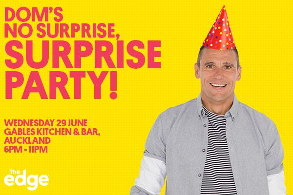 Dom's No Surprise, Surprise Party!