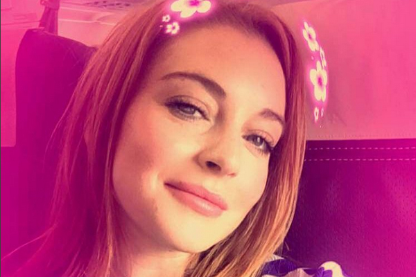 Lindsay Lohan has some BIG NEWS for Mean Girls fans!