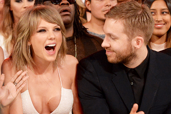 REVEALED: Taylor Swift and Calvin Harris have a SONG together?