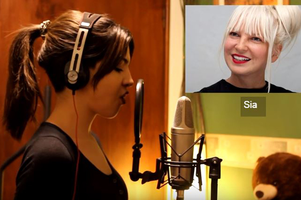 WATCH: This girl sings 15 different celebrity voices and KILLS every one of them!