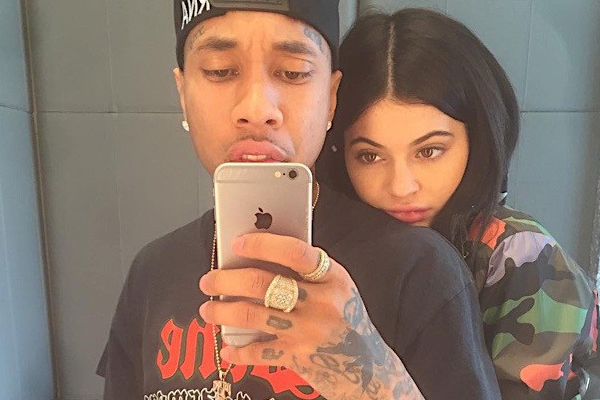 Tyga just revealed that him and Kylie Jenner are back TOGETHER!