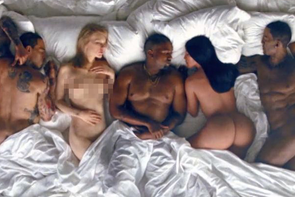 Taylor Swift RESPONDS to being completely VIOLATED in Kanye West's new video!