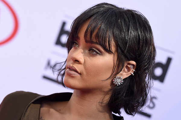 Rihanna RESPONDS to Kanye West's new music video!
