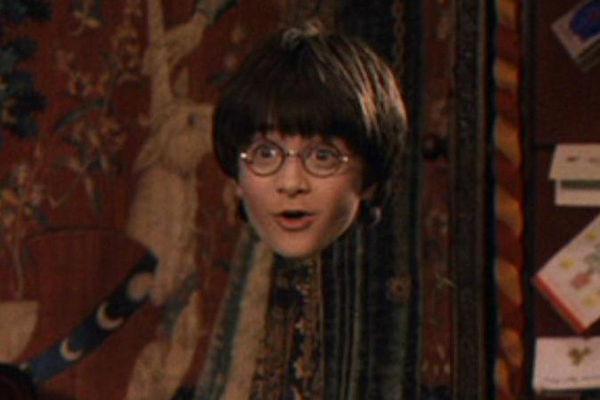 The invisibility cloak from 'Harry Potter' is now an ACTUAL thing!