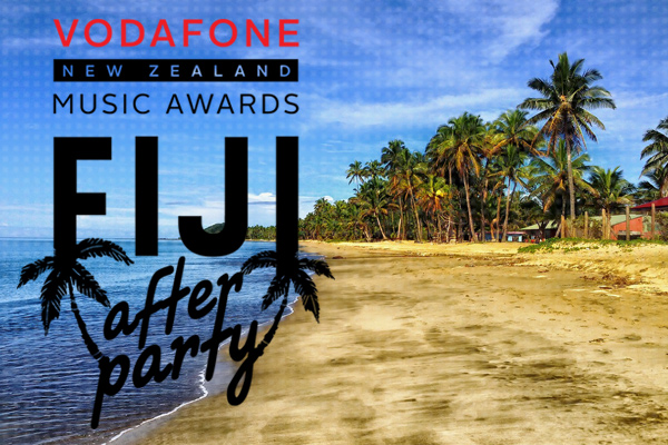 Win a spot at the VNZMA After Party in Fiji!