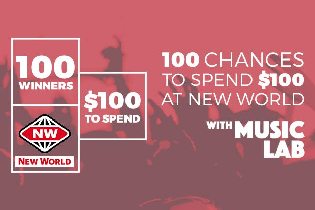 Win with The Edge's Music Lab!
