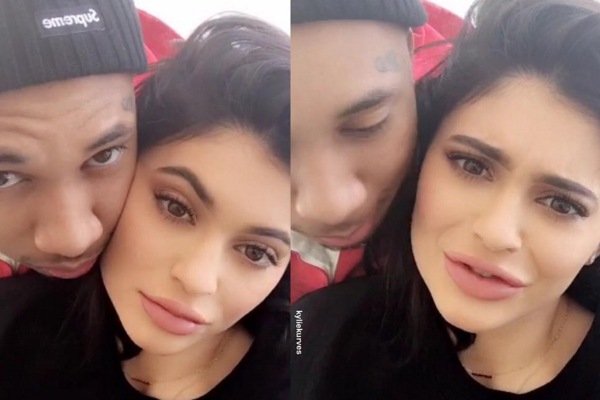Kylie Jenner just revealed a MASSIVE secret about her and Tyga's relationship!