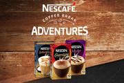 Win a NESCAF\xC9 Coffee break adventure!