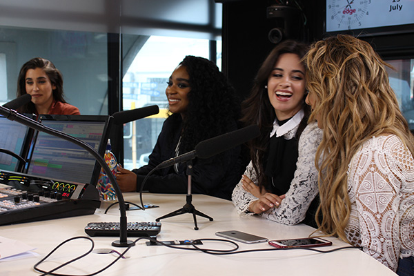 WATCH: The girls from Fifth Harmony attempt their best Kiwi accent!