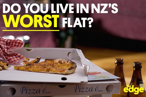 Do you live in NZ's WORST flat?
