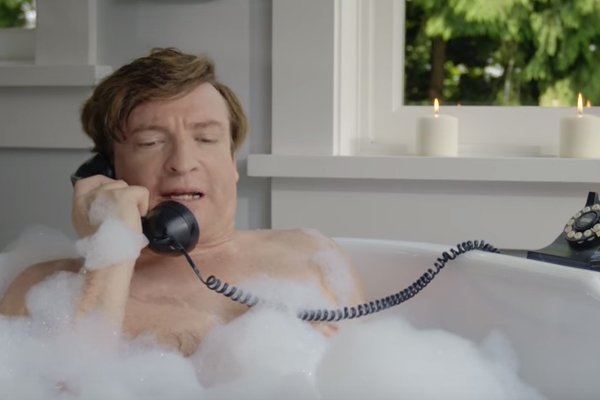 WATCH: Air New Zealand's new safety video features Rhys Darby and a SPECIAL GUEST!