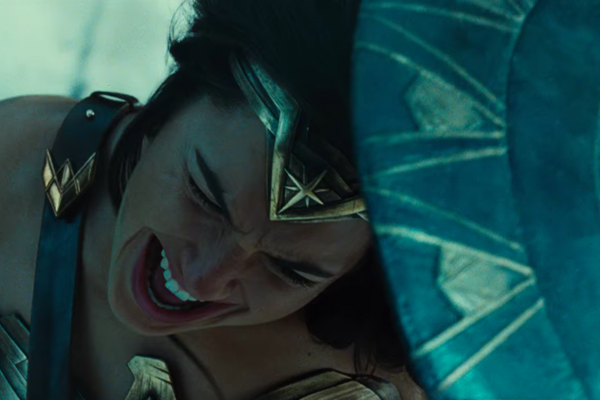 The FIRST ever trailer for 'Wonder Woman' just dropped!