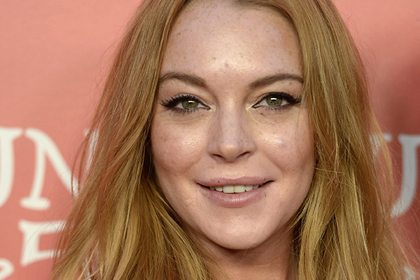 BREAKING: Police have been RUSHED to Lindsay Lohan's home!