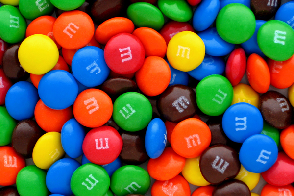 M&M's just combined two of our fave things into a NEW flavour!