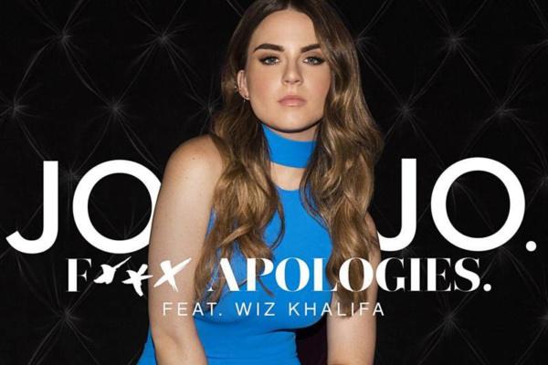 Early 2000's pop superstar JoJo just dropped a brand new single!