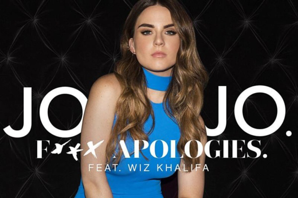 Early 2000's pop superstar JoJo just dropped a brand new single!