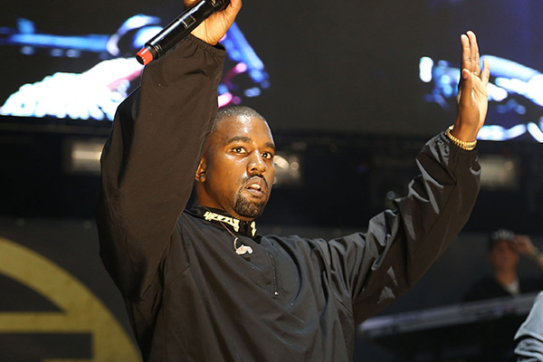 WATCH: Kanye West just publicly SLAMMED Taylor Swift at his concert!