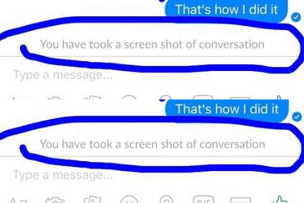 RUMOURED: Is Facebook starting SCREENSHOT notifications on messenger?