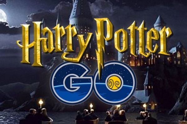 "There's going to be a ""Harry Potter Go"" Game!"