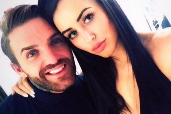 Aaron from Geordie Shore just SLAMMED Marnie for cheating on him!