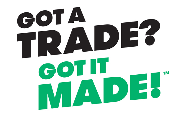 Win $500 cash with Got a Trade Week!