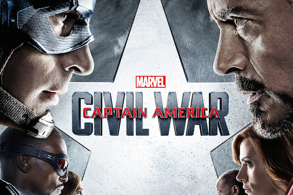 Win The Edge Must Have DVD Captain America: Civil War