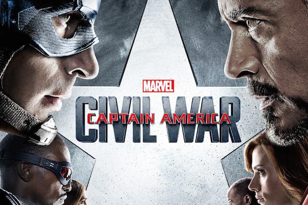 Win The Edge Must Have DVD Captain America: Civil War