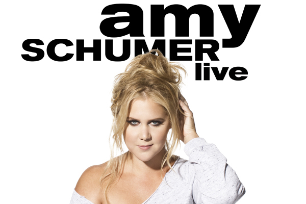 Amy Schumer LIVE in New Zealand!