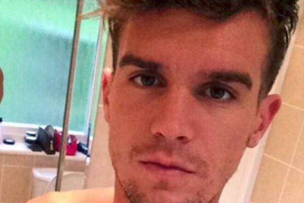 You can basically see Gaz's D*CK in his latest Instagram pic!