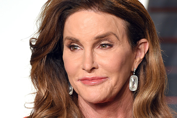 Caitlyn Jenner makes first appearance with alleged new BOYFRIEND!