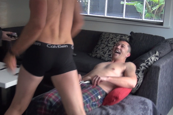 WATCH: Mike Puru gets a SEXY SURPRISE for his birthday!
