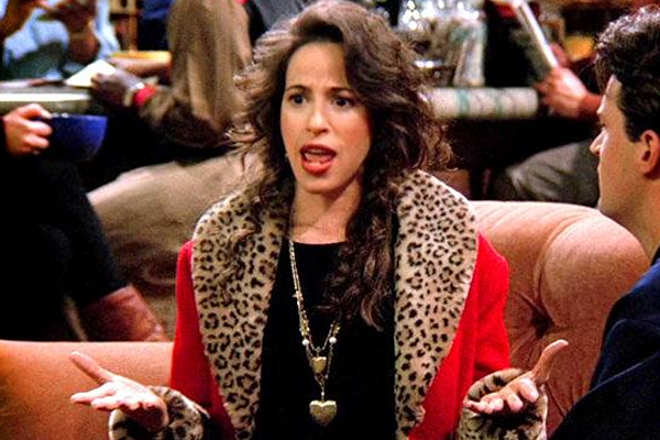 This is what Janice's voice from 'Friends' REALLY sounds like!