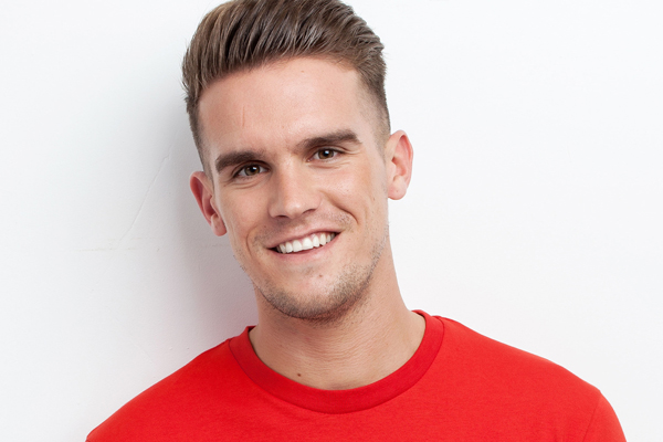 PHOTOS: Gaz Beadle just got his first ever TATTOO