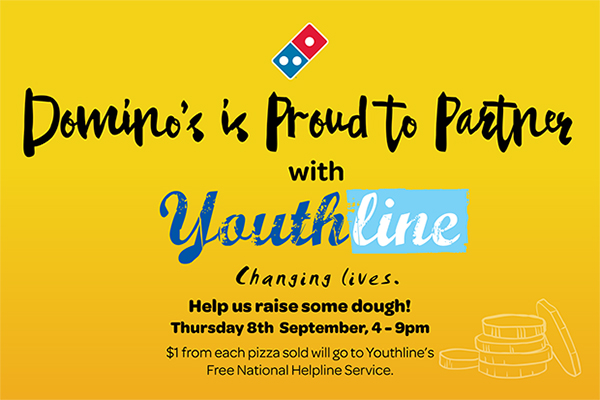Eat pizza and help us out!