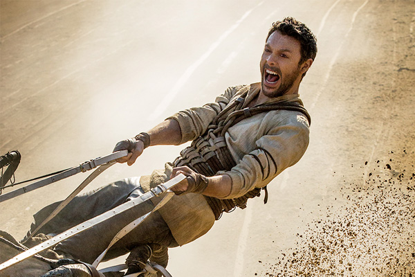 Win tickets to Ben-Hur!