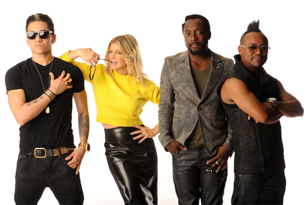 The Black Eyed Peas have OFFICIALLY made a comeback!