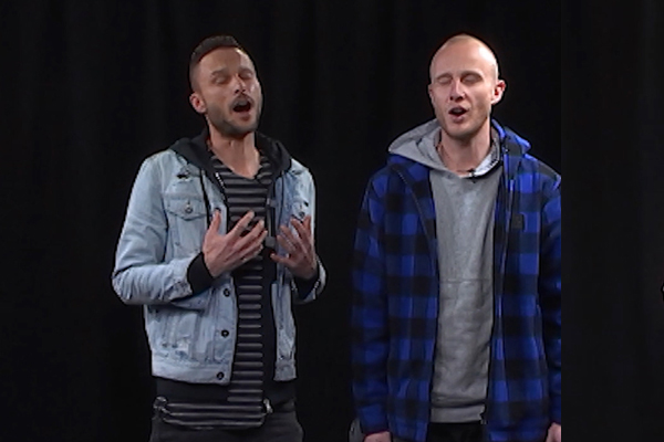 Sam and Emmett, Louise Wallace and MORE audition for #StephTheMusical!