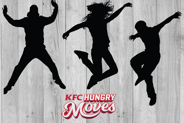 Win a KFC Workplace Shout every week with Megan!