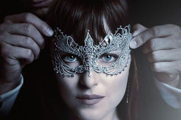 The RAUNCHY new trailer for the next 'Fifty Shades of Grey' is here!