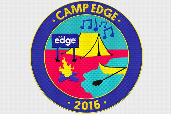 Win a spot at Camp Edge!