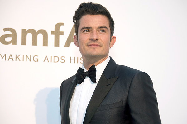 PHOTOS: Orlando Bloom debuts new BLEACHED BLONDE hair!