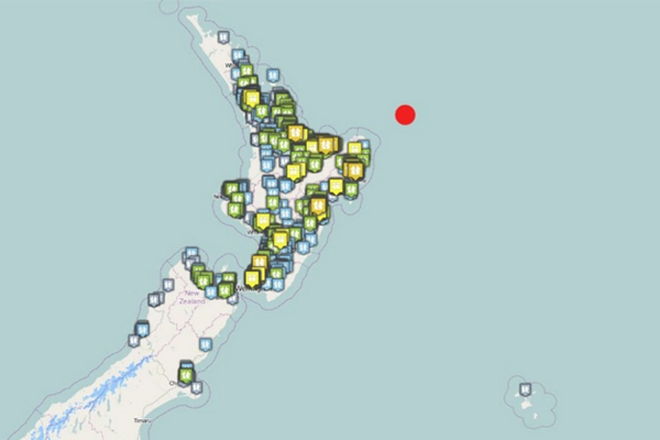 BREAKING: Tsunami warning issued for East Coast of New Zealand!