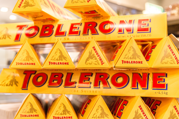 There's a hidden message in the Toblerone logo we've been missing all along!