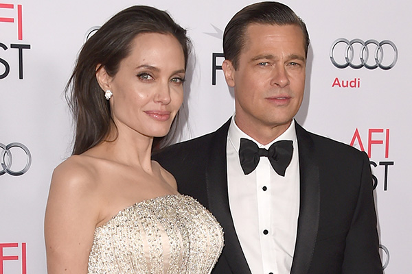 Brad Pitt CONFIRMS he and Angelina Jolie have filed for DIVORCE!
