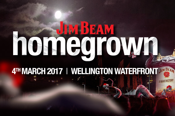 Jim Beam Homegrown is back for another year of CHAOS!