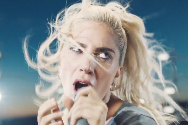 WATCH: Lady Gaga just dropped her first new music video in 3 years!